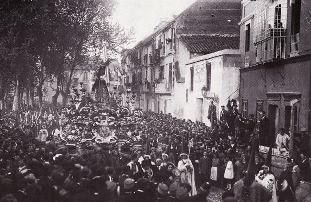 El Moreno Pasillo Santo Domingo